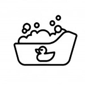 بهداشت و حمام و کودک و نوزاد