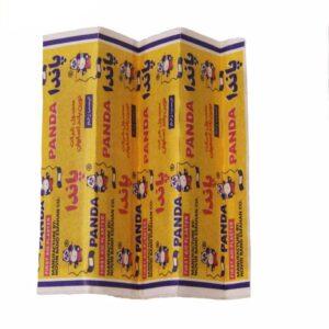 چسب زخم پاندا مدل Fabric بسته ۱۰ عددی