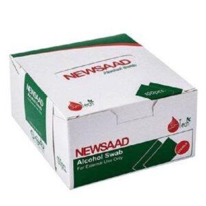 پد الکلی نیوساد مدل A10 بسته 100 عددی