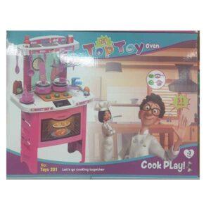 اسباب بازی COOK PLAY مدل 201 شركت تاپ توي
