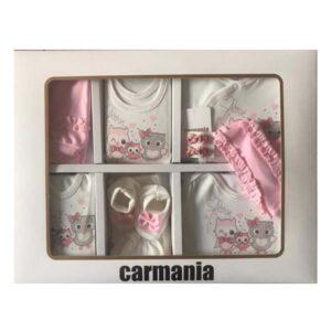 ست 19 تکه لباس نوزاد کارمانیا 0035
